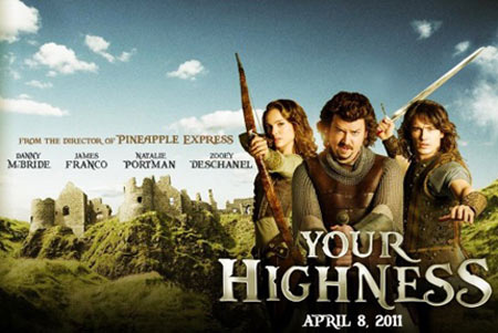 Trailer phim: Your Highness - 1