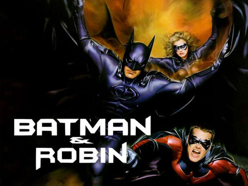 Trailer phim: Batman & Robin - 1