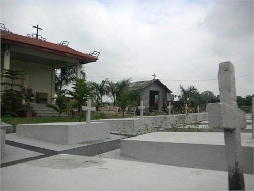 Xót xa nghĩa trang chôn 5 vạn hài nhi - 1