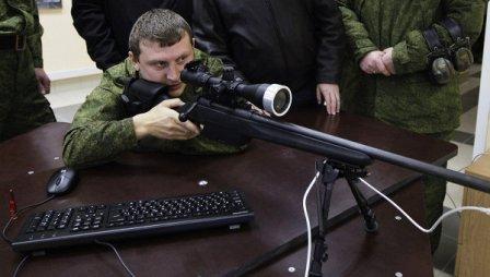 Thiết bị mới cho các tay súng bắn tỉa Nga - 1