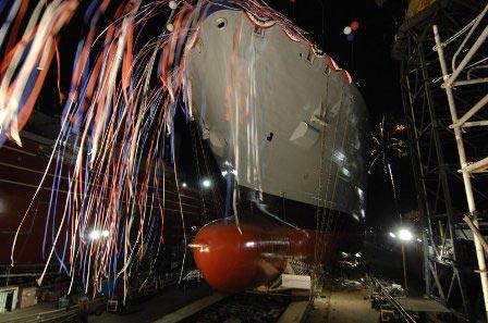 Tìm hiểu tàu Hải quân Mỹ sửa ở Cam Ranh - 1