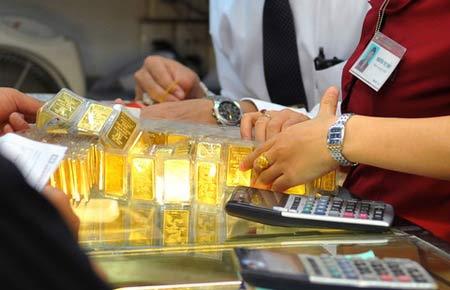 Cho 6 tháng để chuyển đổi mua bán vàng miếng - 1