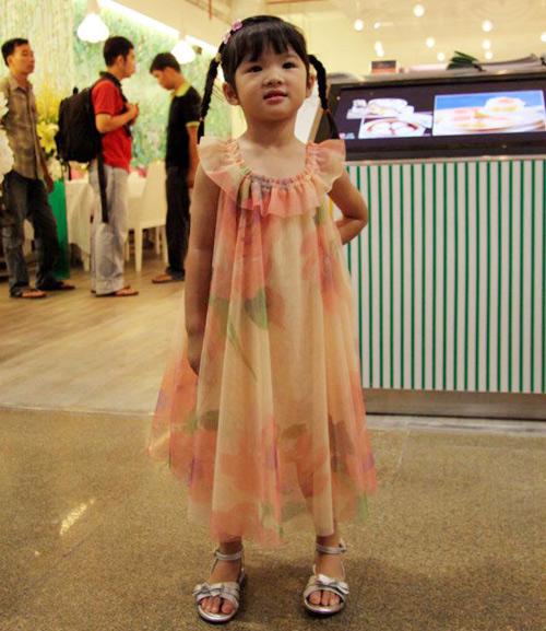 Những sao nhí thời thượng của showbiz Việt - 1