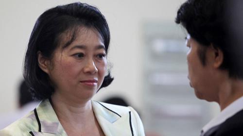 Quốc hội bãi nhiệm bà Hoàng Yến - 1