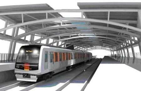 TPHCM: Tàu điện ngầm lỗi hẹn - 1