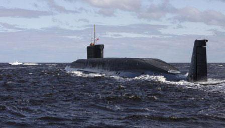 Nga sẽ có thêm 5 tàu ngầm lớp Borey mới - 1