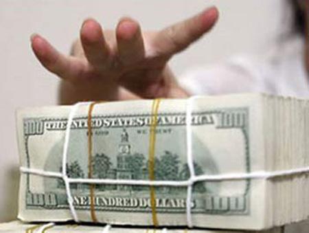Lãi suất VND giảm, DN vẫn thích vay USD - 1