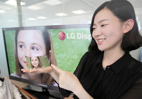 """LG tung màn hình 5 inch """"hạ gục"""" Retina - 1"""