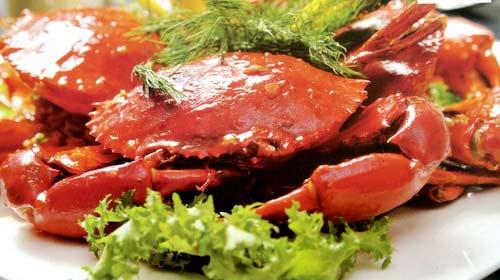 Đổi bữa với hải sản thơm ngon - 1