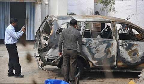 """Mỹ tố Iran phát động """"cuộc chiến giết người"""" - 1"""