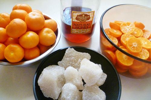 Chua chua thơm thơm trà quất mật ong - 1