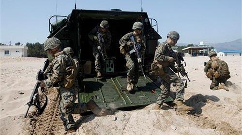 Quân đội Mỹ bác tin nhảy dù xuống Triều Tiên - 1