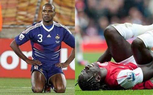 """Euro 2012: Những ngôi sao """"lỡ tàu"""" - 1"""