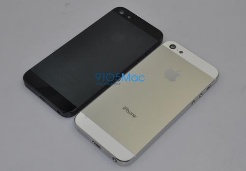 """Ảnh """"nóng"""" iPhone 5 với thiết kế dài hơn - 1"""