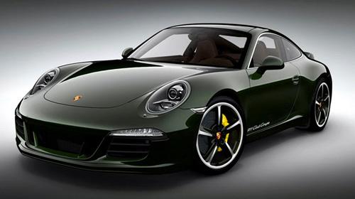 Porsche 911 Club Coupe phiên bản để đời - 1
