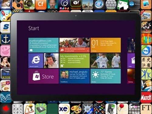 Rò rỉ bản tiếng Trung Windows 8 Release Preview - 1