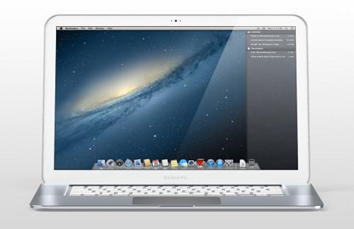 MacBook Pro 2012 concept màn hình Retina xuất hiện - 1
