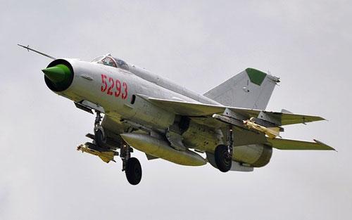 3 giải pháp nâng cấp tiêm kích MiG-21 VN - 1