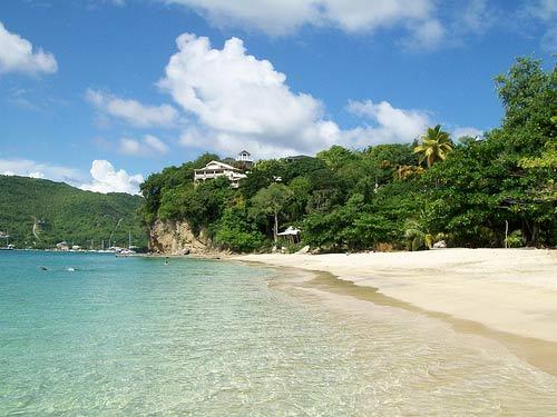Những hòn đảo xinh đẹp trên biển Caribe - 1