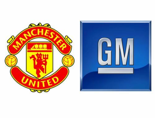 """General Motors """"hợp tác"""" cùng Man Utd - 1"""