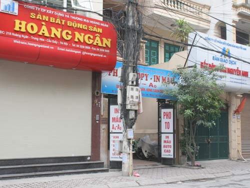 Hà Nội: 2/3 sàn BĐS đóng cửa - 1