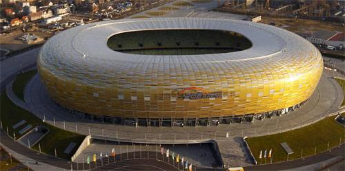 Ảnh 8 SVĐ tại Euro 2012 - 1