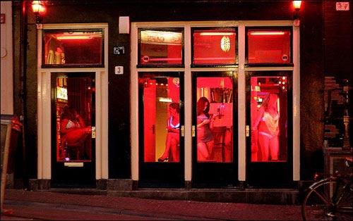 """Những phố """"đèn đỏ"""" đình đám nhất thế giới - 1"""