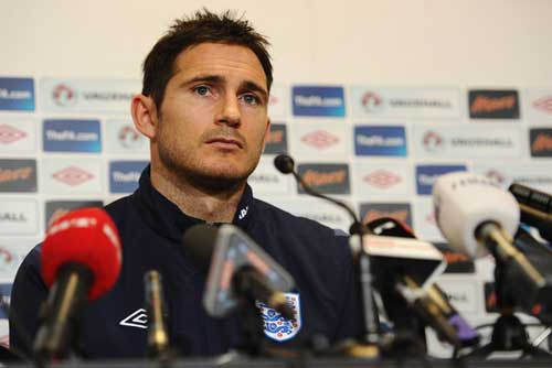 ĐT Anh: Tạm biệt Lampard! - 1