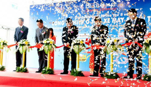 Saigon Autotech chính thức khai màn - 1