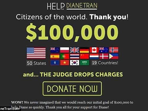 Nữ sinh gốc Việt từ chối nhận 100.000 USD - 1
