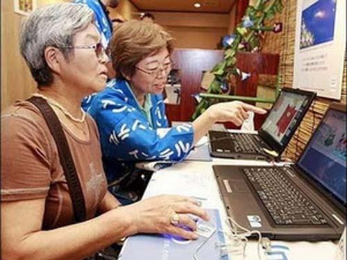 """Mật khẩu trên Internet: """"Gừng càng già càng cay"""" - 1"""