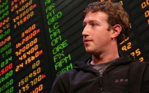 IPO Facebook 'ám quẻ' TTCK thế giới - 1