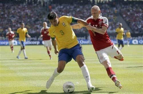 Thiago Silva đã gật đầu với Barca - 1