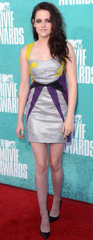 Sao khoe sắc tại giải MTV Movie - 1