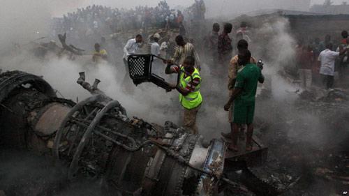 Nigeria: Tai nạn kinh hoàng, 153 người chết - 1