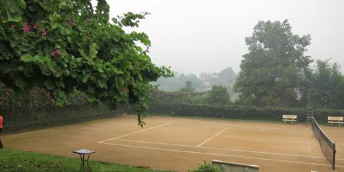"Một thoáng ""Roland Garros"" ở bản Mường - 1"