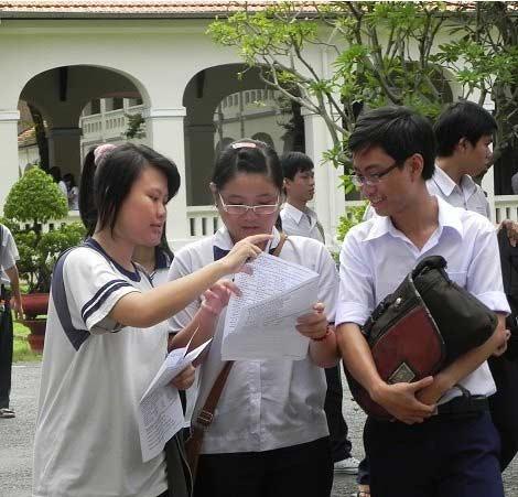 Môn tiếng Anh: Thí sinh thở phào nhẹ nhõm - 1