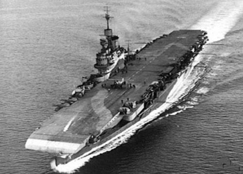 10 trận chiến tàu sân bay nổi tiếng nhất TG - 1