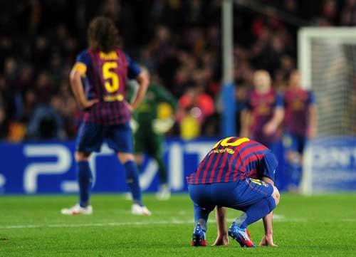 """TBN – Barca: """"Lời nguyền"""" của nhà VĐ - 1"""
