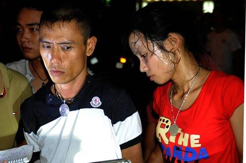 Cặp tình nhân găm súng K59, ma túy đi dạo phố - 1