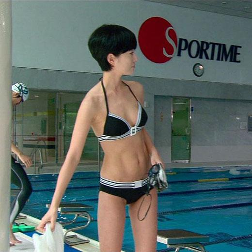 Vũ điệu bikini trong phim Hàn (P2) - 1