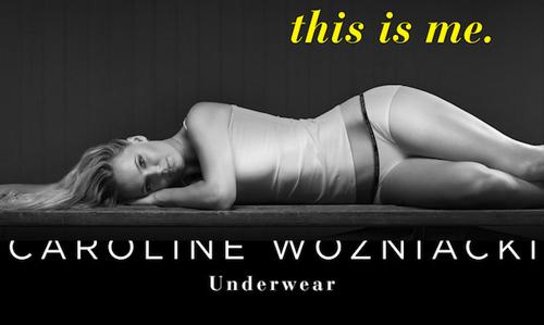 """Tay vợt Wozniacki """"khoe"""" mẫu thiết kế mới tự làm - 1"""