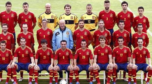 TBN vô địch EURO 2012 về giá trị cầu thủ - 1