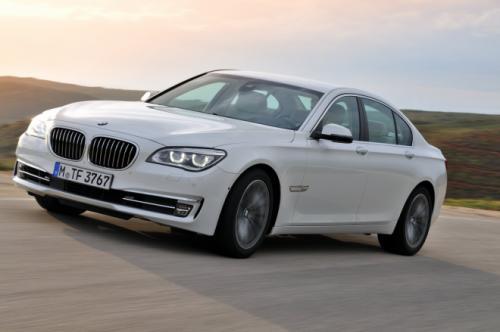 BMW 7-Series diesel 2013 lần đầu đến Mỹ - 1