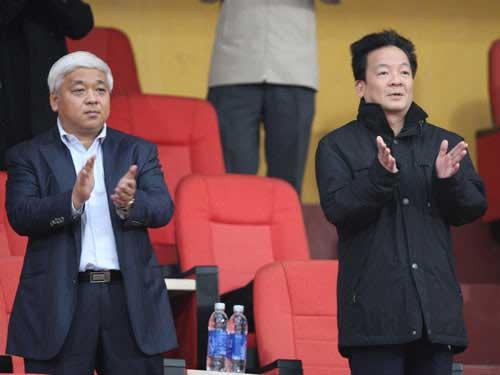 CLB Hà Nội của bầu Hiển sẽ không được lên hạng - 1