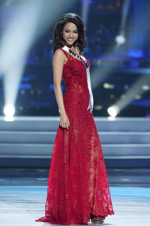 Hoàng My dự thi Hoa hậu Thế giới 2012? - 1