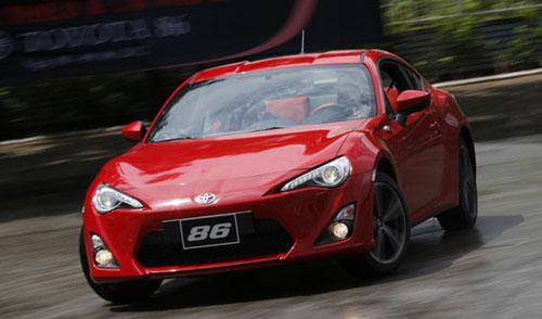 Toyota 86 giá hơn 1,65 tỷ đồng tại Việt Nam - 1