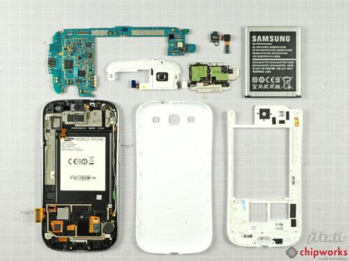 """Giải phẫu"" Samsung Galaxy S3 - 1"