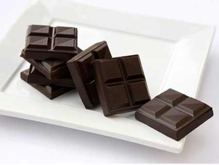 Ăn socola đen giảm nguy cơ mắc bệnh tim - 1
