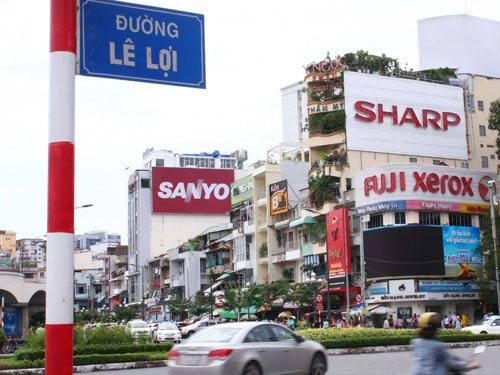 DN ngoại chiếm lĩnh thị trường quảng cáo - 1